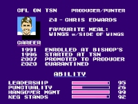 Chris Edwards Tecmo Bowl