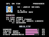 Jamie Reidel Tecmo Bowl