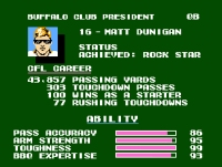 Matt Dunigan Tecmo Bowl